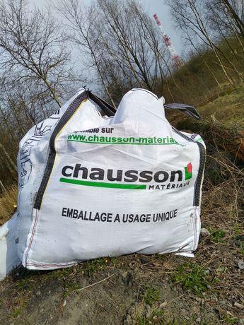 Worki bigbag big bag na gruz piach zboże używane Okup Wielki odbiór