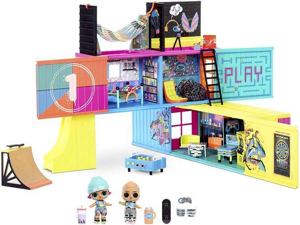 Игровой набор клуб LOL Surprise 40+ сюрпризами и 2 куколки