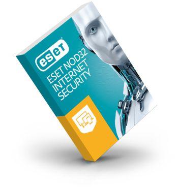 Антивирус Nod32 eset internet security 13 месяцев, гарантия