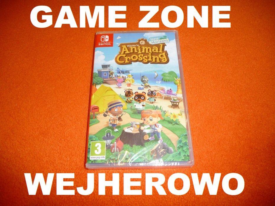 Animal Crossing New Horizons Nintendo SWITCH = Wejherowo = HIT Wejherowo - image 1