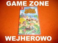 Animal Crossing New Horizons Nintendo SWITCH + Lite = Wejherowo = HIT