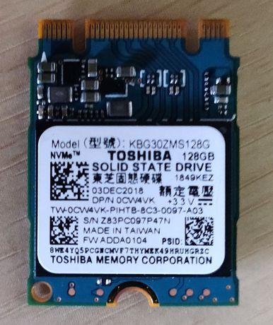 Dysk SSD Toshiba NVMe M.2 128GB 2230
