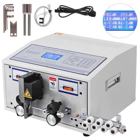Máquina de Cortar fio e arme plasrificado Automática