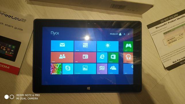 "Планшет 10"" модеком freetab Modecom 1010IPS IC новий на windows 8"