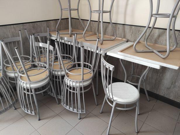 Cadeiras para cafe
