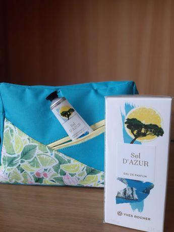 Подарунковий набір Sel D'Azur( Морський бриз) від Ів Роше.