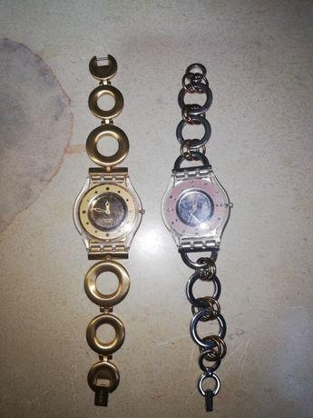 relógio swatch senhora