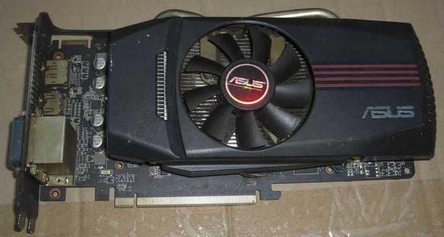 Видеокарта в рабочем состоянии  AMD Radeon HD 6850 Series