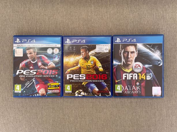 Vendo jogos PS4 em Excelentes Condições