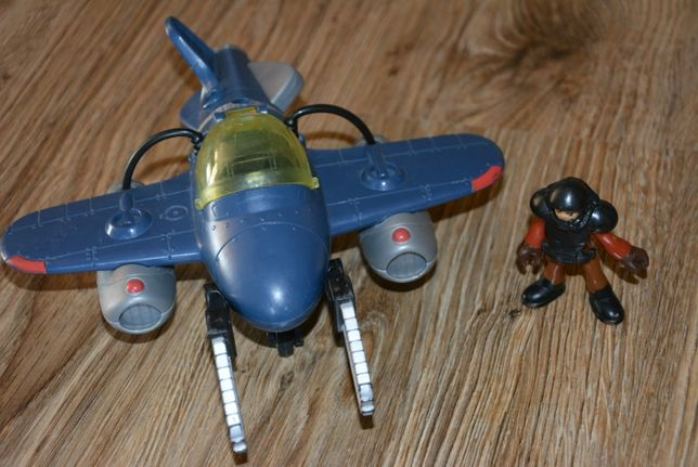 Samolot Fisher Price