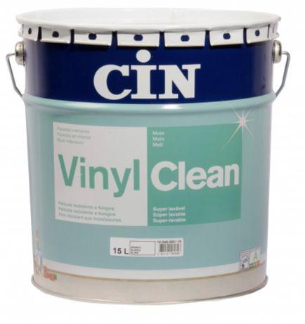 Vinylclean branco 15lts CIN