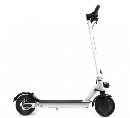 Электросамокат Crosser E9 Premium 8,5 inch (7,5Аh) - Белый