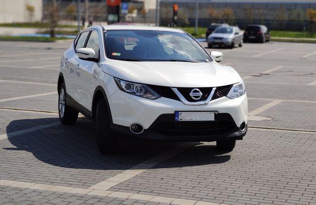 Nissan Qashqai z Polskiego salonu
