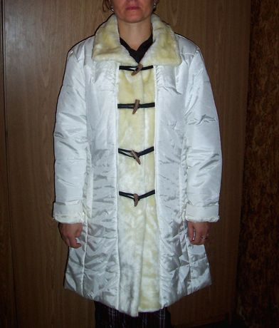 Куртка на сейчас «Аuthentic» 42 р., НОВАЯ, женская / Аутентик на осень