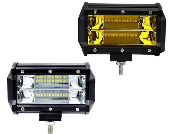 Светодиодные LED фары ближнего света, противотуманки