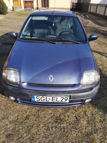 Clio II z gazem 1999