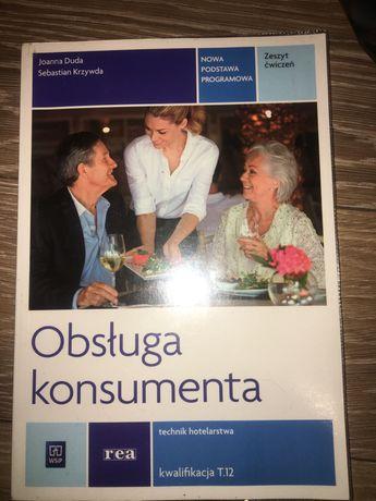 Książka obsługa konsumenta