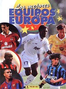 Naklejki Panini Los Mejores Equipos de Europa 1997