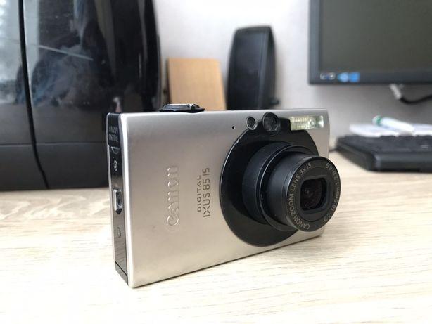 Фотоаппарат Canon Digital Ixus 85 is