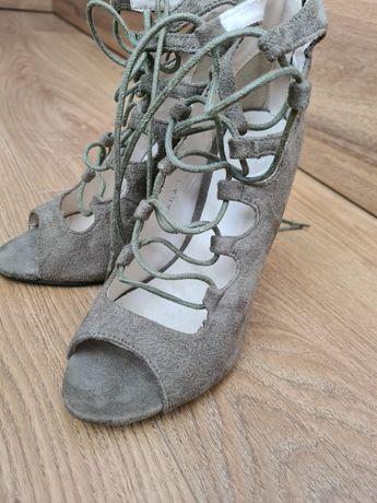 Buty sznurowane Deezee