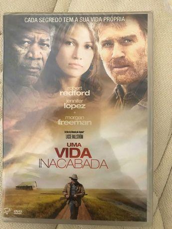 Filme DVD Uma Vida Inacabada