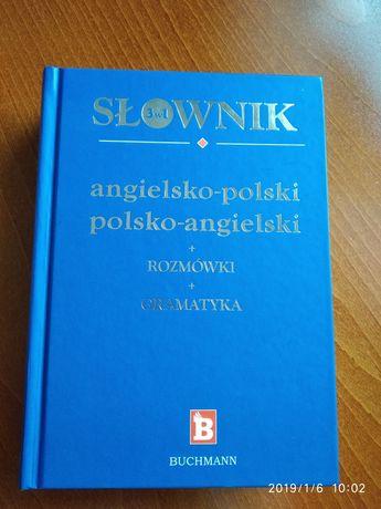 Słownik pol-ang/ang-pol+gramatyka