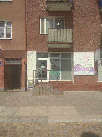 Lokal biurowy w samym centrum miasta na  głównym placu + kawalerka