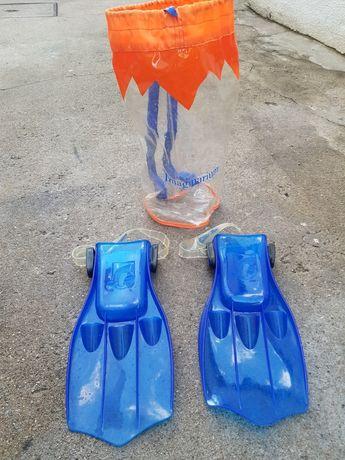 Barbatanas para criança