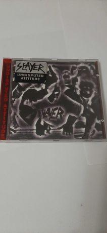 Slayer undisputed attitude plyta CD