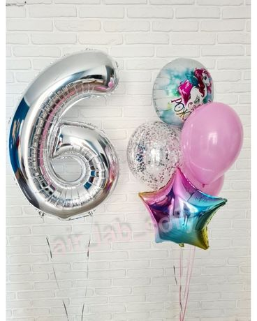 Воздушные шары. Фольгированные шары с гелием. Бесплатная доставка!!!