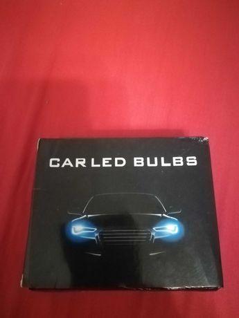 Żarówki samochodowe LED H1