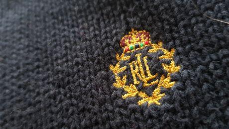 Sweter Ralph Lauren rozm L/XL