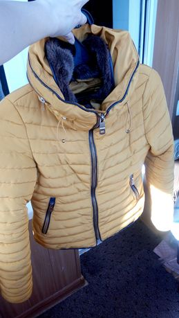 Курточка весна (холодная)осень , зима (теплая) демисезон Zara