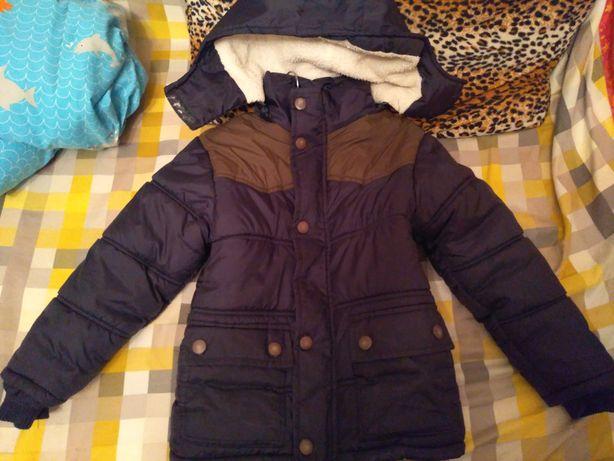Куртка зима 5 -6 лет