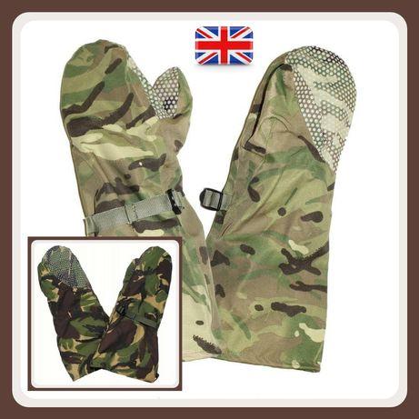 Чехлы на рукавицы mtp, dpm армии Британии.