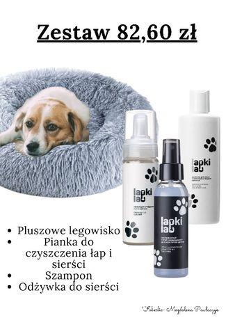 Promocja! Zestaw: legowisko+ kosmetyki dla zwierząt