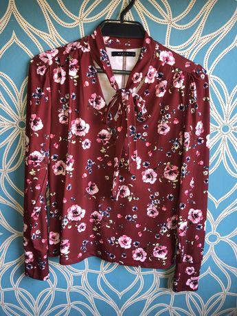 Bluzka/Koszula w kwiaty Mohito