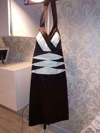 Sprzedam sukienkę zakładaną na szyję