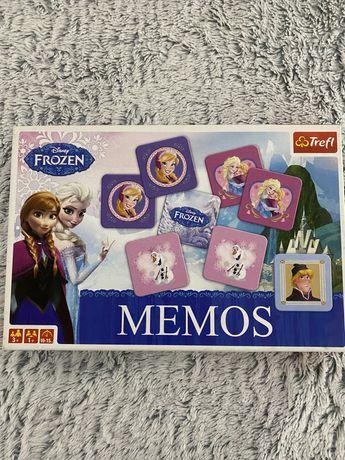"""Gra ,,Memory frozen"""""""