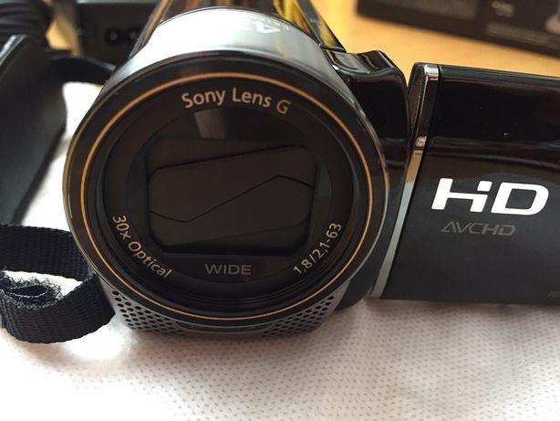 Sony HDR-CX130E Black