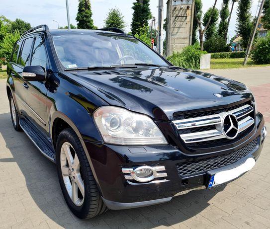 Mercedes GL W 164 Zamiana