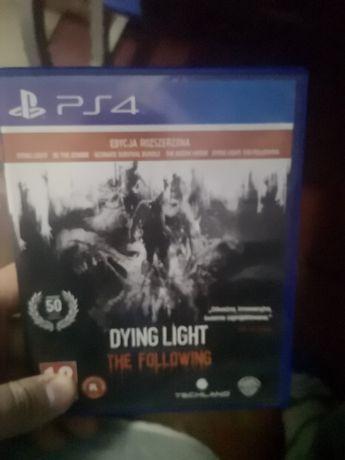 Продам Dying Light. The following.