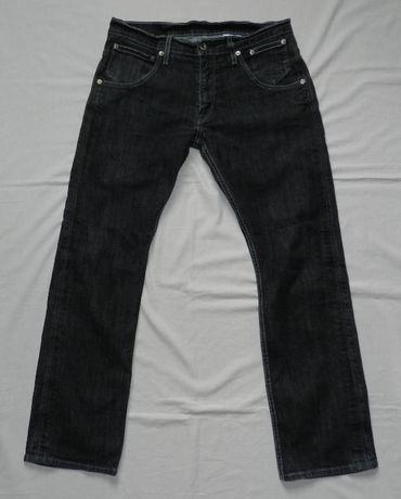 Светло-чёрные джинсы Levis 514. W32L32