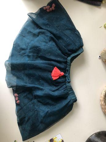 Spódniczka tiulowa Zara