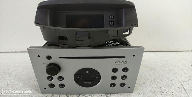 Auto Radio Cd Opel Meriva A Veículo Multiuso (X03)