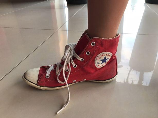 Converse all star Big Star Nike zestaw trampki 37 23 cm 3 pary