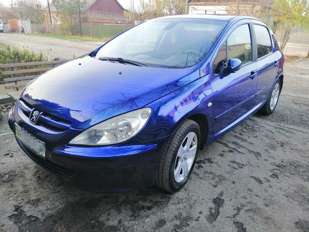 Peugeot 307 2.0л газ-бензин