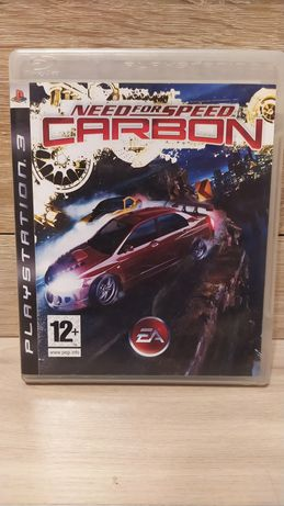 Gra Need for speed Carbon na konsole ps3 playstation 3