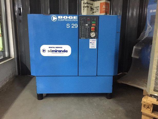 Aluguer Compressor BOGE