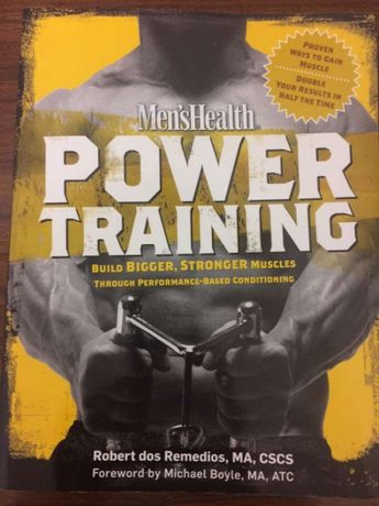 Livro Power Training